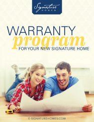 Warranty Manuals