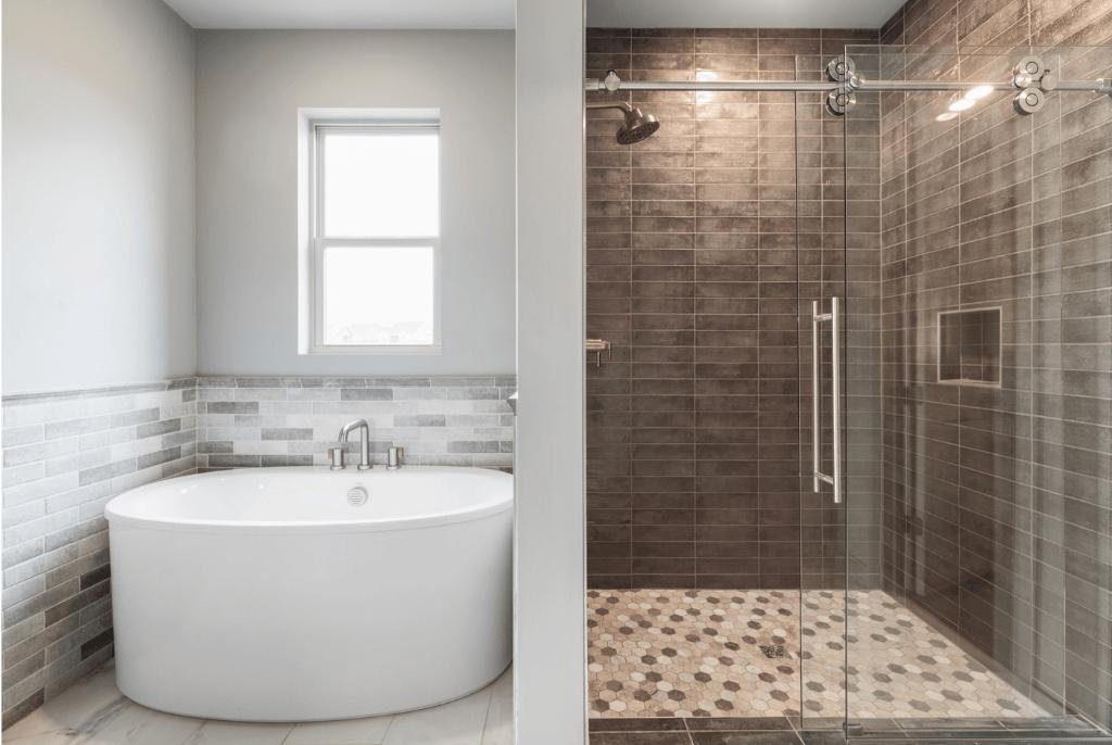 nashville master bathroom