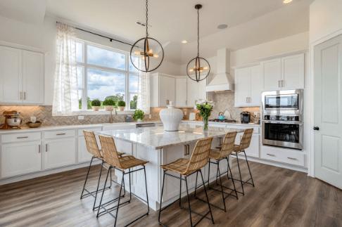 nashville home builders kitchen