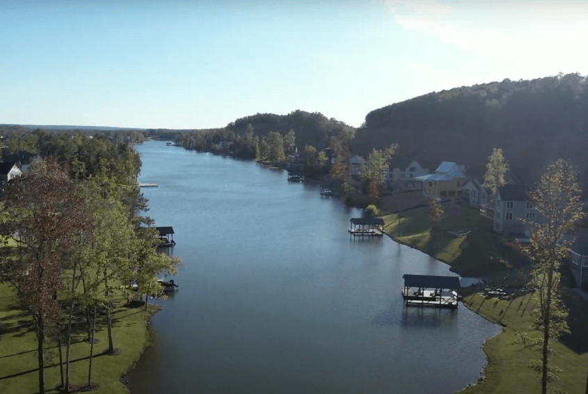 lake blackridge hoover al