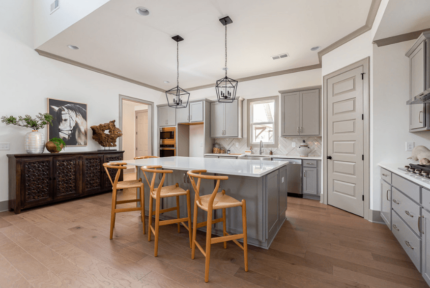 new home design ideas open concept kitchen