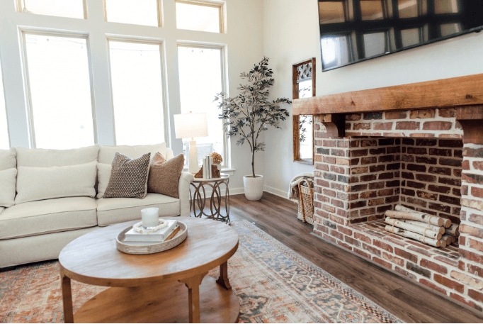 transitional living room decor ideas