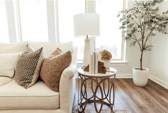 signature homes interior design