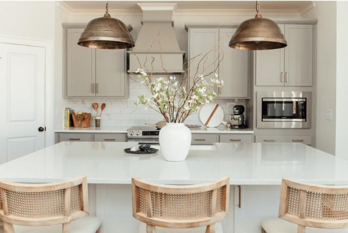 new home build kitchen inspiration