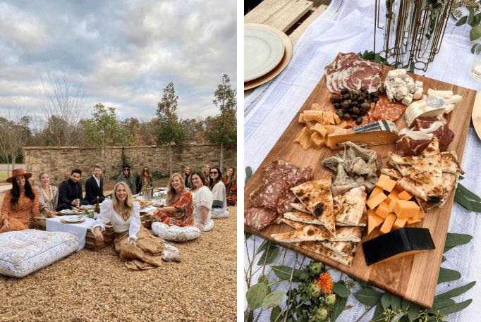 boho picnic ideas